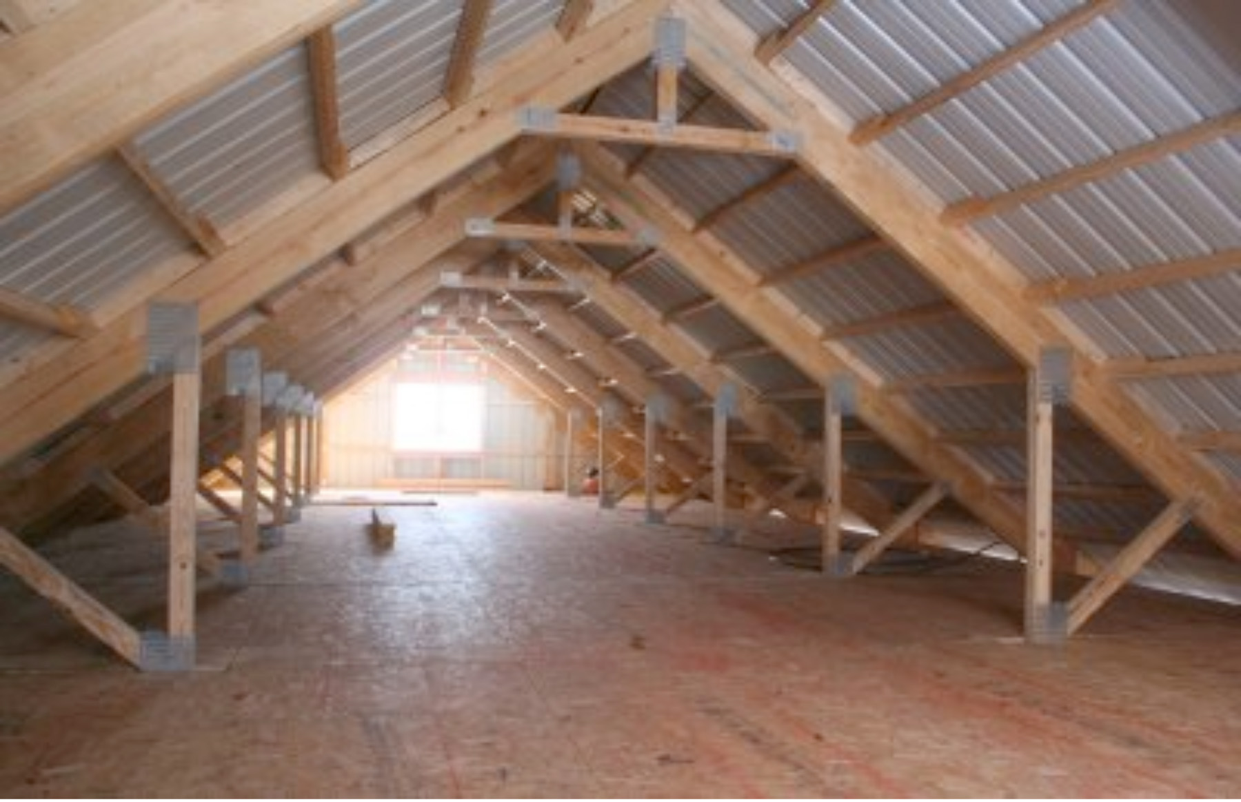 Is Your Attic A Healthy Space Home Preservation Services